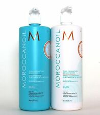 Moroccanoil Curl Enhancing Shampoo and Conditioner Duo 33.8 oz / 1 LITER