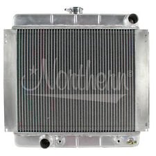 205213 Northern 1967-70 Ford Mustang 1968-70 Mercury Cougar Aluminum Radiator