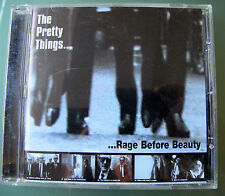 THE PRETTY THINGS -Rage Before Beauty - SNAPPER MUSIC 128142