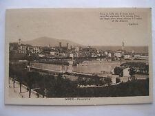 CARTOLINA PIEMONTE IVREA panorama Carducci - ediz. Cartoleria Lorenzo Ciocchetti