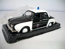 Renault Dauphine France 1/43 Police Cars Amercom