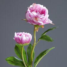 ROSE contadini ROSE fiore di seta ARTE Fiore 68 cm Bianco crema n-12476-0 f7