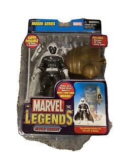 Marvel Legends Toybiz Modok BAF Series Moon Knight Action Figure