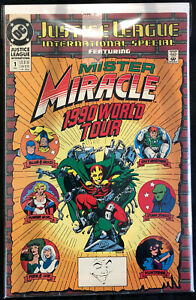 Justice League International Special #1; Grading: VF+