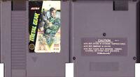 Metal Gear - NES Nintendo - Tested - Cartridge Only