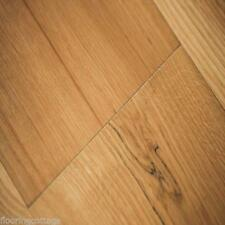 Huilé finition Engineered Oak Flooring larges planches 20mmx6mmx220mm