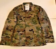 Scorpion W2 Small Long Shirt Ocp Multicam Army 8415-01-623-5182 Combat Coat