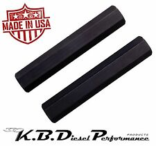 KBDP HD Tie Rod Sleeves 1999-2010 Chevy GMC 6.6l Duramax 2500/3500 H1 Hummer