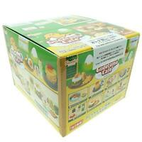 Re-ment Gudetama Cafe Egg Dishes Miniature Full Set BOX (Set of 8)