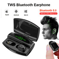 XG20 Bluetooth 5.0 Earphone IPX6 Wireless Stereo Sport Mini Earbuds Headphones