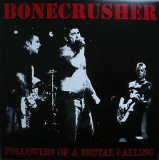 Bonecrusher - Followers Of A Brutal Calling LP SHAM 69 OXYMORON THE GENERATORS