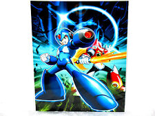 "Nintendo Nes Gamecube MEGAMAN  ROCKMAN Decor Wall  Poster 8.5""x11"" Game Room  #6"