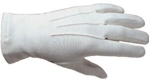 Ceremonial Gloves Masonic Services Gloves Sizes XS to XXL