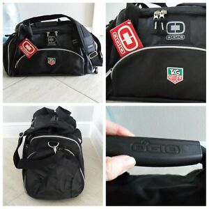 TAG Heuer X OGIO Duffle Carry-On Tote Travel Bag - BRAND NEW - Nice Gym Bag Too!
