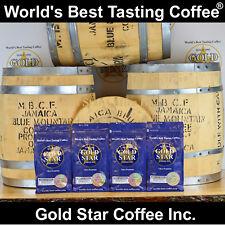 World's Best Tasting DARK ROAST Coffee - 4 lb Jamaica Jamaican Blue Mountain