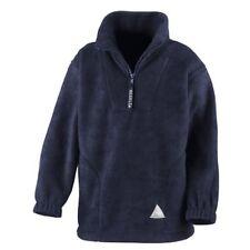 Cappotti e giacche per tutte le stagioni blu con alta visibilità per bambini dai 2 ai 16 anni