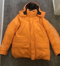 Supreme 700 Down Fill Taped Seam Parka Orange XL