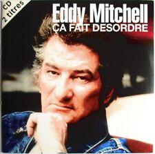 """EDDY MITCHELL - CD SINGLE """"ÇA FAIT DÉSORDRE"""""""