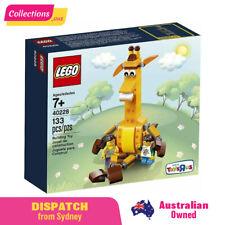 GENUINE LEGO Toys R US - Geoffrey & Friends - 40228 - FREE Shipping from Sydney!