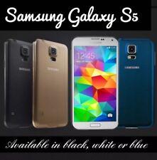 Samsung Galaxy S5 Black Unlocked Smartphone