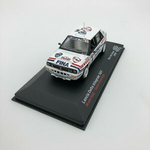 Modellino Rally ixo Models 1/43 Lancia Delta Integrale 16V Tour de Corse
