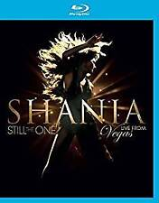 SHANIA TWAIN STILL THE ONE Live From Vegas BLU-RAY ALL REGIONS NEW