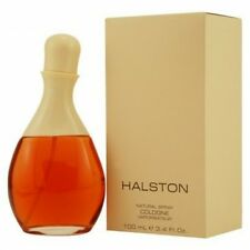 Halston Cologne Spray Perfume for Women 3.4 oz Brand New In Retail Box