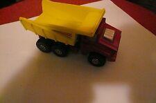 Vintage 1973 Matchbox Super Kings K-2 Big Tipper Dump Truck Lesney Diecast Metal