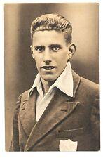 1935 Test Match Favourites Arthur Fagg Kent England Postcard