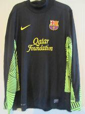 Barcelona 2011-2012 Portero De Fútbol Camisa Tamaño Mediano / 35776