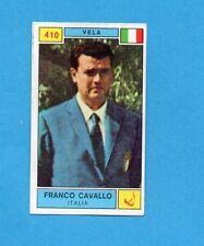 CAMPIONI SPORT 1969-70-PANINI-Figurina n.410- CAVALLO -ITALIA-VELA-Rec