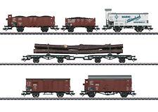 Märklin 46017 Ensemble de Wagons Marchandises Drb 7-teilig Adapté à 39098 # Neuf