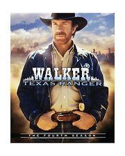 Walker Texas Ranger: Season 4 Free Shipping
