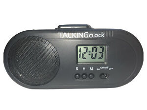 Reloj Del Gallo Español TALKING CLOCK