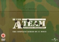The A-Team -Ultimate Collection ( The Complete Series On 27 DVD's UNOPENED 2007)