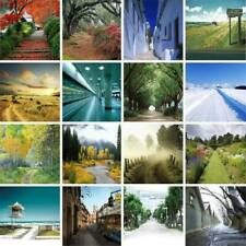 3x5ft/5x7ft Natural Trail Scenery Photography Backdrops Baby Studio Props HOT