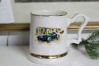 BOCCALE RETRO' IN CERAMICA PRINCE WILLIAM WARE H 12 / MUG D'EPOCA DA COLLEZIONE