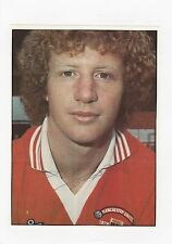 JIMMY NICHOLL MANCHESTER UNITED 1974-1982 ORIGINAL HAND SIGNED MAGAZINE CUTTING