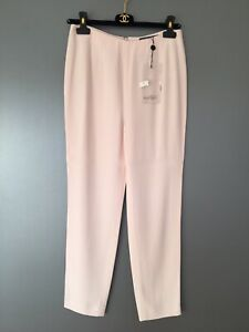 Alexander McQueen Pink Trousers 40 New With Tags