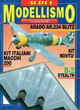 Rivista AEREI MODELLISMO n° 7 Luglio 1993