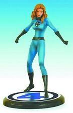 SUE STORM STATUE  Invisible Woman  Fantastic Four OOP  NIB