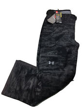 Under Armour Navigate Pants Mens Large Gray Camo Snowboarding Snow 1315986 $160