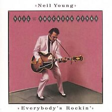 Everybody's Rockin' - Neil Young (2000, CD NIEUW) Remastered