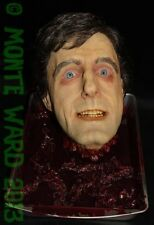 1:1 Dr. Hill Re-Animator Translucent Resin Bust Life-size Prop Sideshow Bride of
