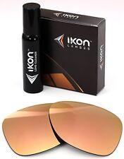 Polarizados Ikon lentes de repuesto para Ray-Ban Boyfriend Rb4147 60mm oro Rosa