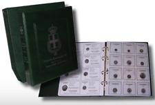 ALBUM RACCOGLITORE MasterPhil per  MONETE di VITTORIO EMANUELE III - TIPOLOGICO