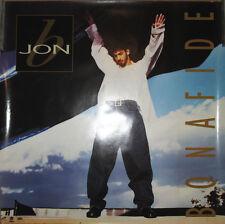"JON B. - ""Bonafide"", Epic promotional poster, 1995, 24x24, EX, R&B"
