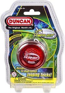Duncan Yo-Yo Intermediate Hornet Pro Looping Aluminium Yo-Yo (Assorted Colours)