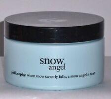 Philosophy Snow Angel Glazed Body Souffle 4 fl oz Brand New Sealed
