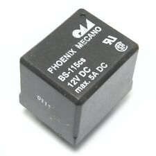 [10pcs] BS-115CS-7A-12VDC Relay 12VDC 5A Coil 400R THT